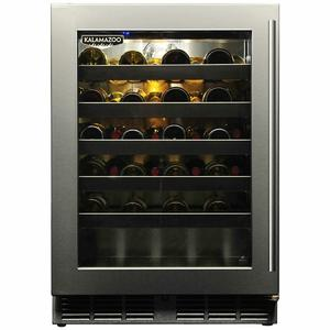 Kalamazoo Outdoor Gourmet 40 Bottle Wine Chiller Cabinet HPA24WO-3-3LL-M6