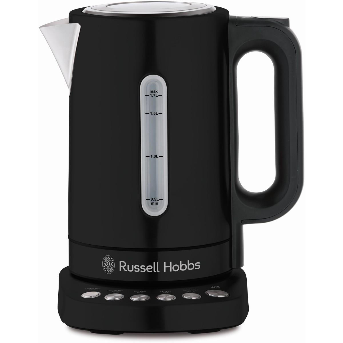 Russell Hobbs Addison Digital Kettle – Matte Black