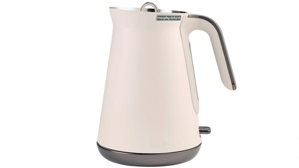 Morphy Richards Aspect Black Chrome 1.5L Kettle – Nude
