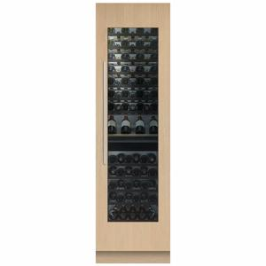 Fisher & Paykel 91 Bottle Integrated Wine Storage Cabinet RS6121VR2K1