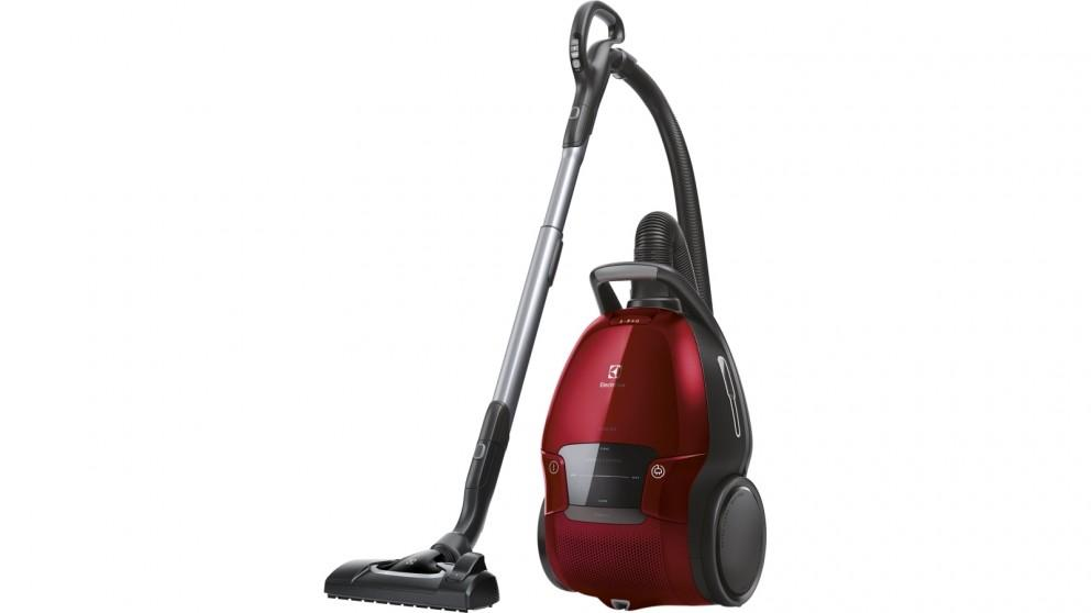 Electrolux Pure D9 Animal Barrel Vacuum Cleaner – Chili Red