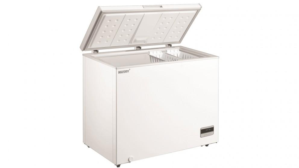 Husky 142L Hybrid Chest Freezer