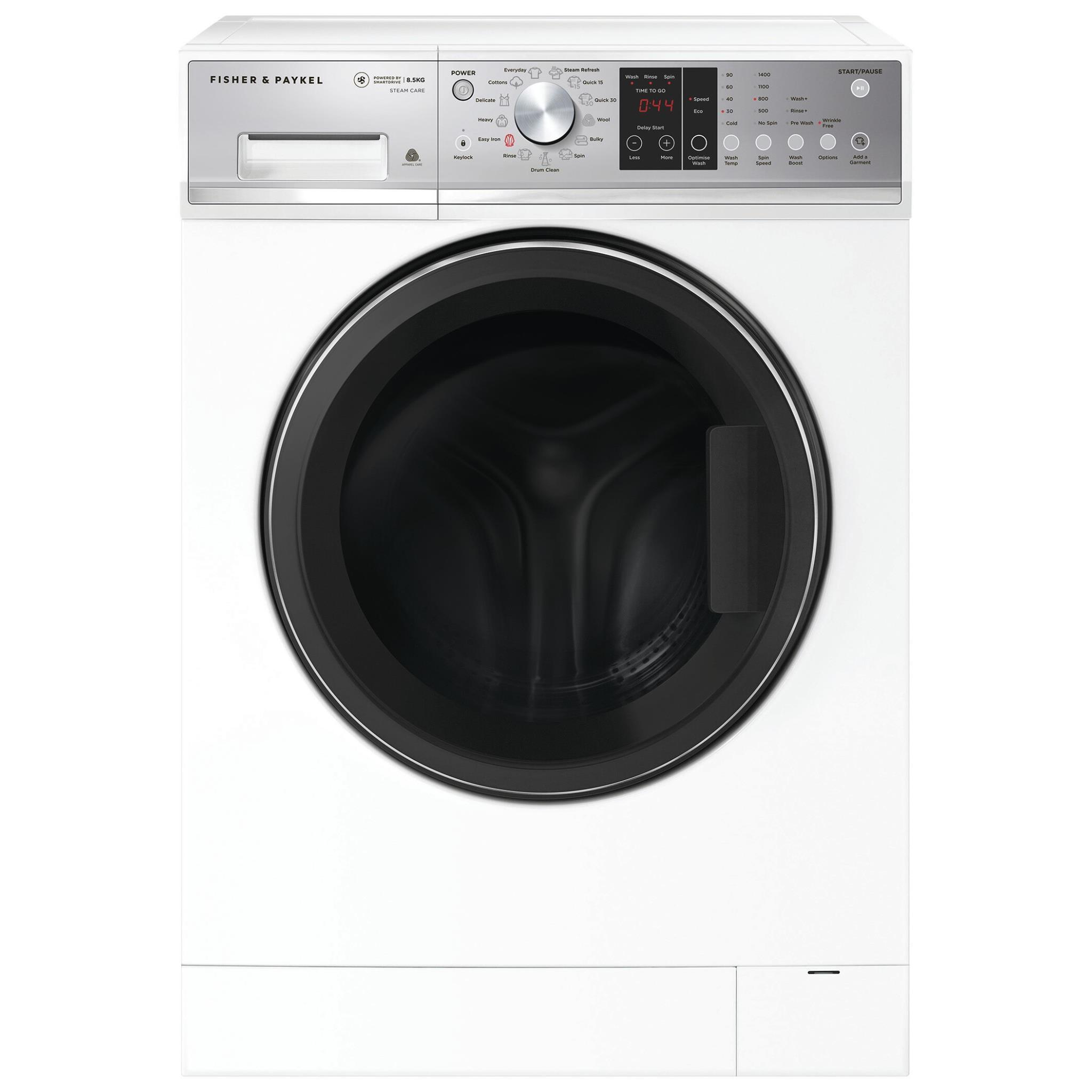 Fisher & Paykel WH1060P3 10kg Front Loader Washing Machine