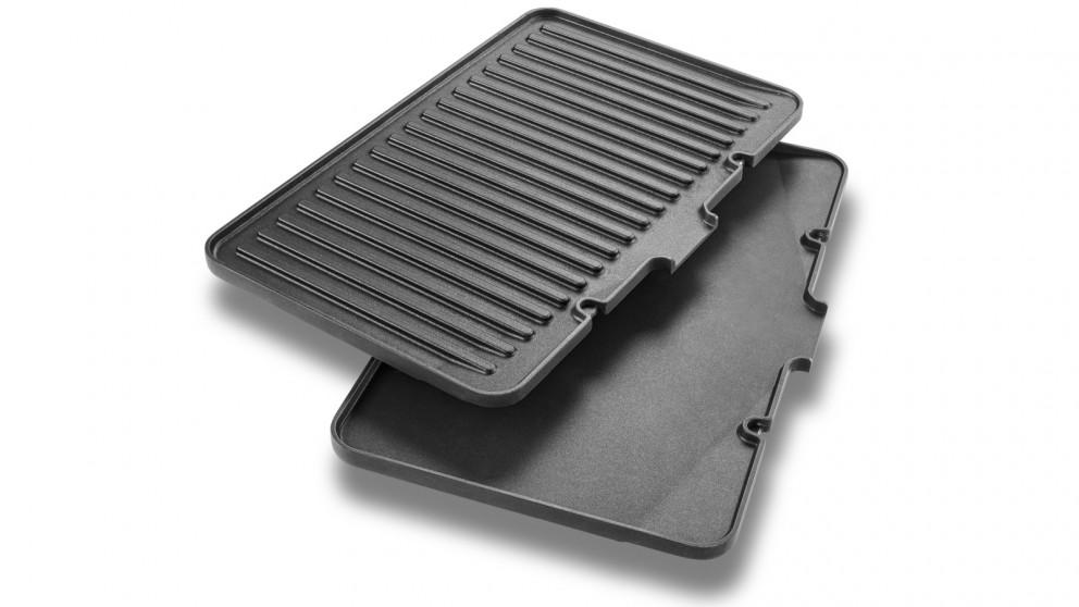 De'Longhi MultiGrill Grill and Griddle Plate Accessory Set