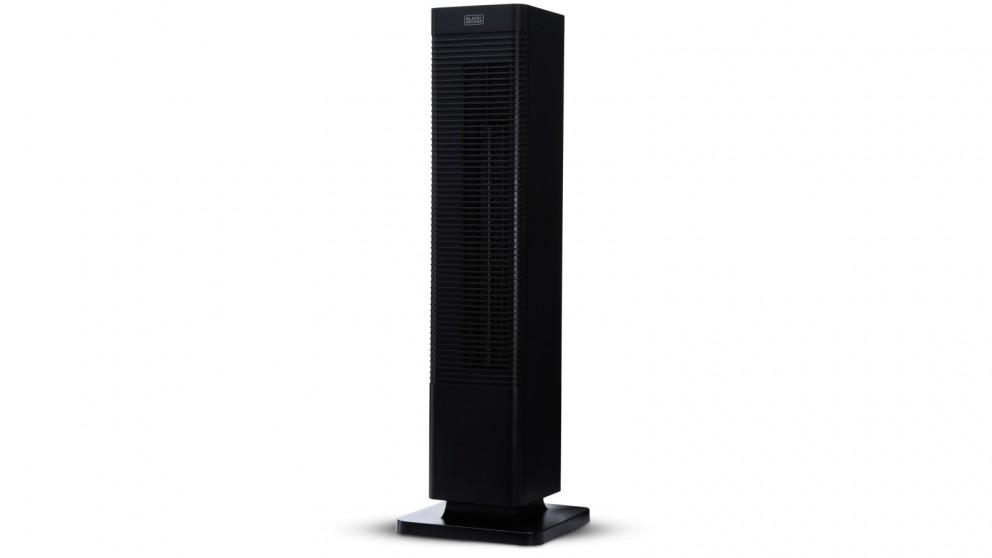 Black+Decker 2000W Hot and Cold Ceramic Tower Heater with Fan