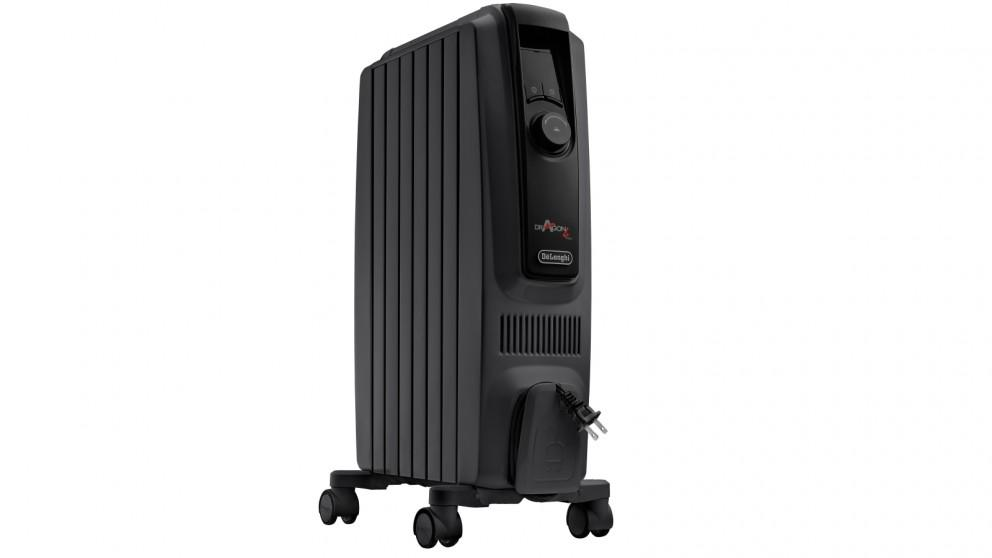 DeLonghi 1500W Dragon Oil Column Heater with Timer