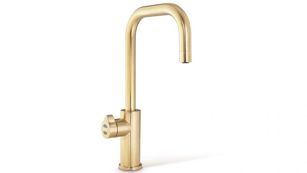 Zip HydroTap G5 BC Cube Tap – Brushed Gold