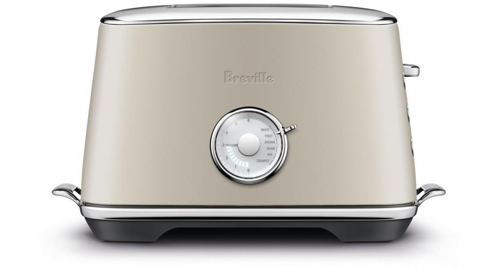 Breville The Toast Select Luxe Toaster – Almond Nougat