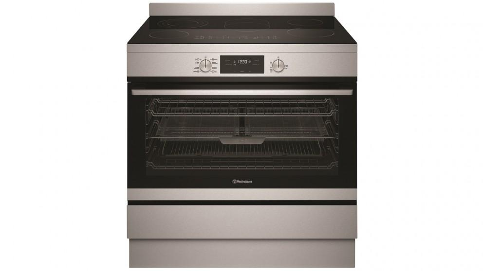 Westinghouse 900mm Electric Freestanding Cooker with AirFry – Stainless Steel