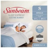 Sunbeam – BLB4821 – Sleep Express Boost Single Bed Fitted
