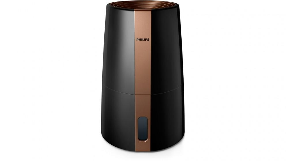 Philips Series 3000 Air Humidifier with NanoCloud – Black