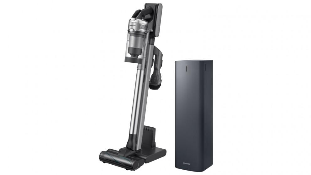 Samsung Jet 90 Pro Stick Vacuum with Spinning Sweeper & Jet Clean Station