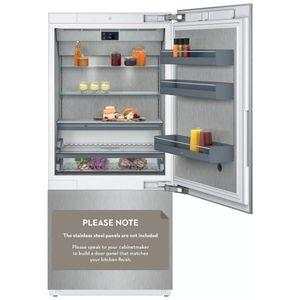 Gaggenau 555L 400 Series Integrated Bottom Mount Fridge RB492504