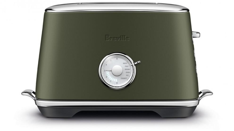 Breville The Toast Select Luxe Toaster – Olive Tapenade