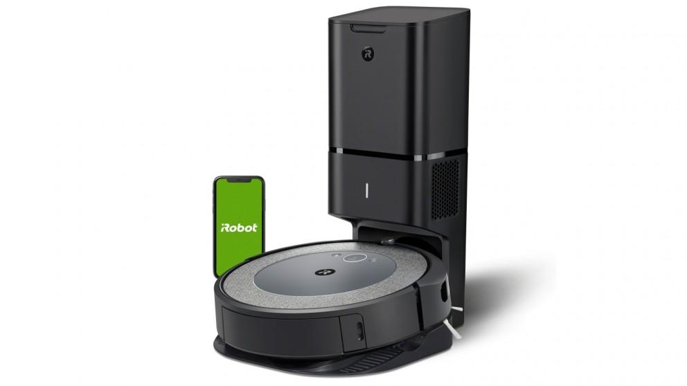iRobot Roomba i3+ WiFi Connected Robotic Vacuum with Automatic Dirt Disposal