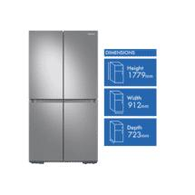 Samsung 649L French Door Refrigerator