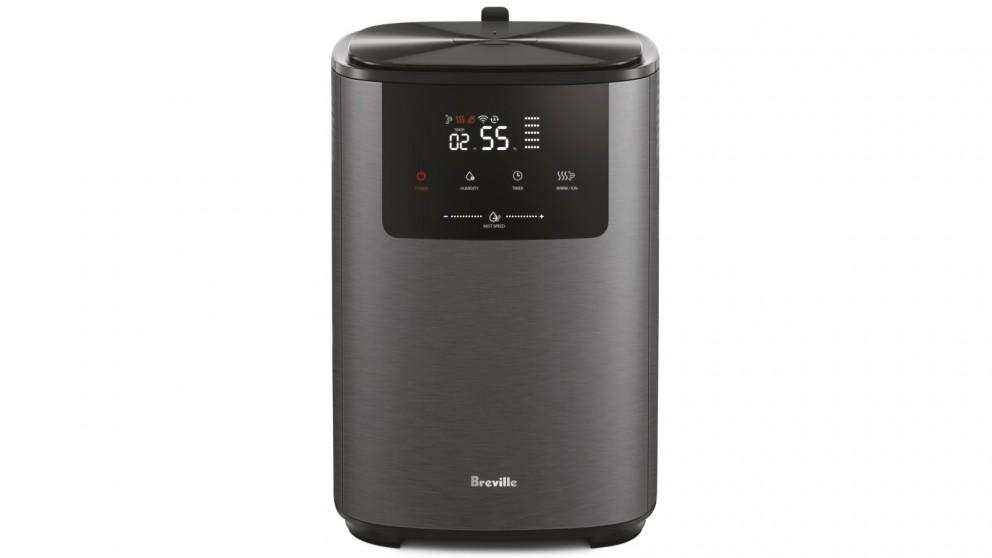 Breville the Smart Mist Top Connect Humidifier – Graphite