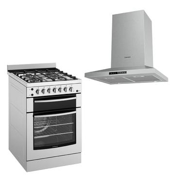 Westinghouse Cooking Package WFG617SA-WRC614SC
