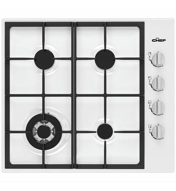 Chef 60cm Natural Gas Cooktop CHG644WC
