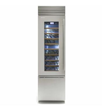 Fhiaba X-Pro 600mm Wine Cabinet with Trimode Drawer Left Hinge XS5990TWT3A