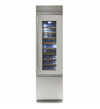 Fhiaba X-Pro 600mm Wine Cabinet with Trimode Drawer Right Hinge XS5990TWT6A