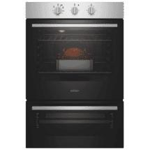 Chef 60cm Double Oven Stainless Steel