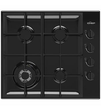 Chef 60cm Natural Gas Cooktop CHG644DC