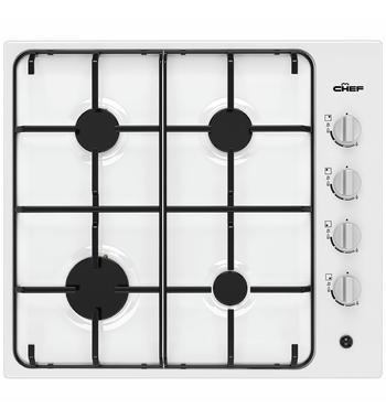 Chef 60cm Natural Gas Cooktop CHG642WC