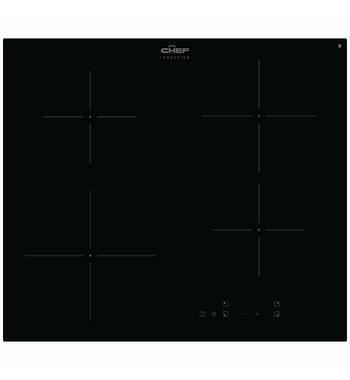 Chef 60cm Induction Cooktop with PowerBoost CHI644BB