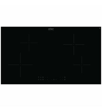 Chef 90cm Induction Cooktop with PowerBoost CHI944BB