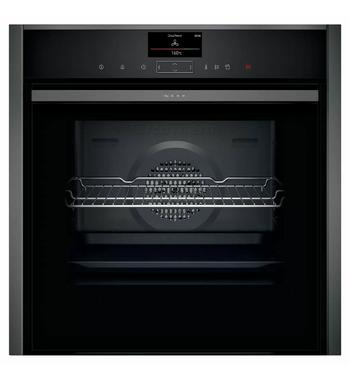 NEFF 60cm Built In Electric Oven with Steam Function B47FS26G0