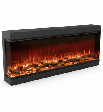 Planika 150cm Astro Electric Built-In Fireplace ASTRO1500