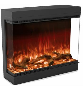 Planika 85cm Astro Electric Built-In Fireplace ASTRO850