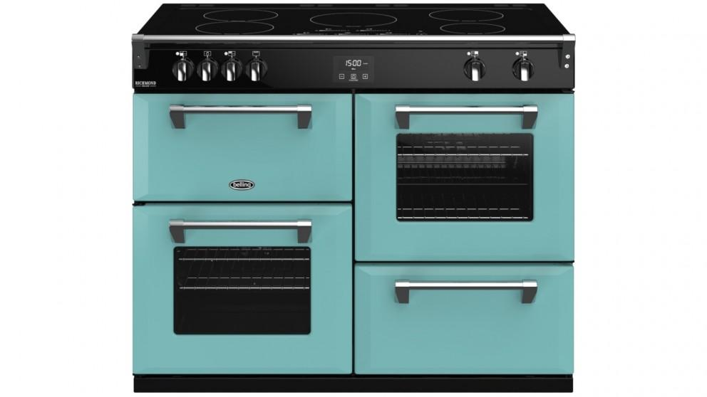 Belling 1100mm Colour Boutique Richmond Deluxe Induction Range Cooker – Country Blue