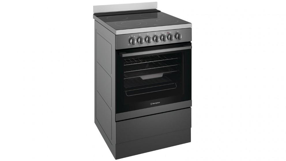Westinghouse 60cm Freestanding Cooker with AirFry – Stainless Steel