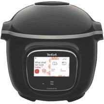Tefal Cook4Me Touch Black Wifi
