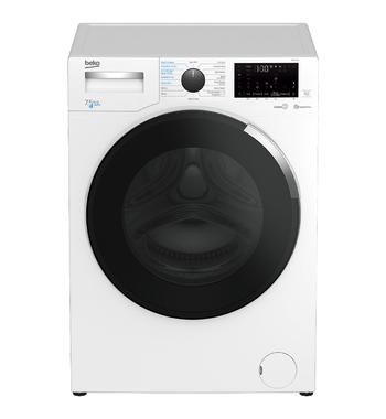 Beko 7.5kg/4 kg Washer Dryer Combo with SteamCure BWD7541W