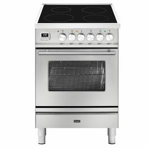 ILVE Professional Plus 60cm Freestanding Electric Oven/Stove PI06WE3SS