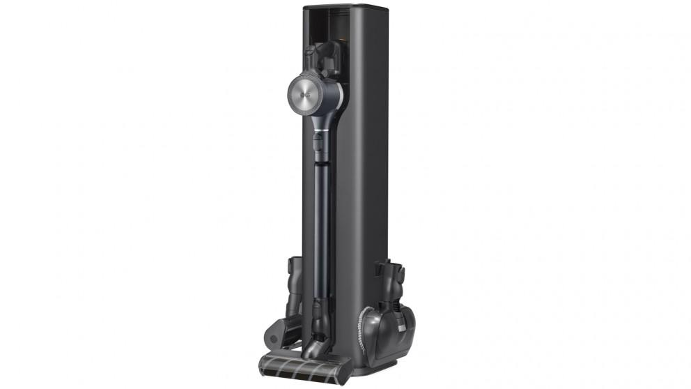LG Cord Zero A9 Ultra Handstick Vacuum with All-in-One Tower – Iron Grey