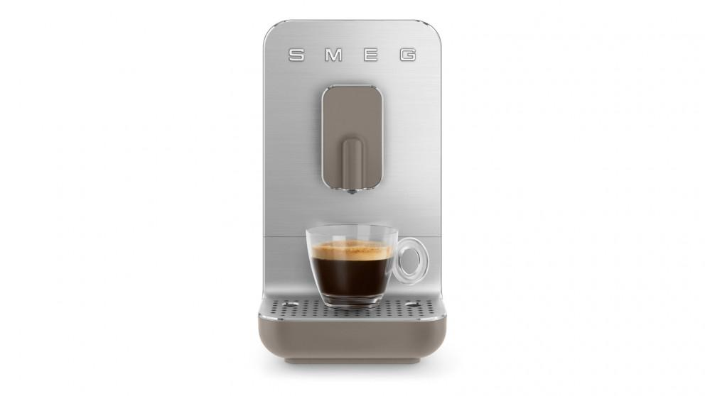 Smeg Bean to Cup Automatic Coffee Machine – Taupe Matte