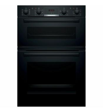 Bosch Serie 4 Built-in Double Oven MBA534BB0A