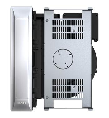 BORA Pro Cooktop Extractor System With Integrated Fan PKAS3
