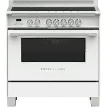 Fisher & Paykel 90cm Induction Freestanding Cooker